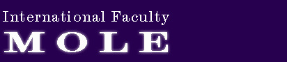International Faculty MOLE